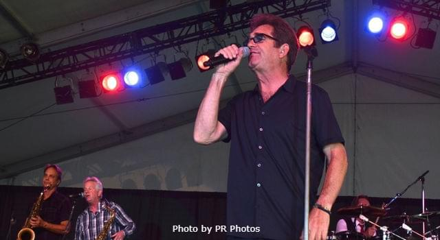 Today in K-HITS Music: Huey Lewis and The News at #1