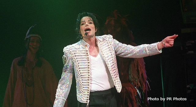 Today in K-HITS Music: Michael Jackson's World Record