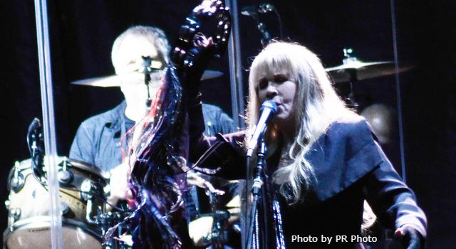 Today in K-HITS Music: Stevie Nicks #1 album