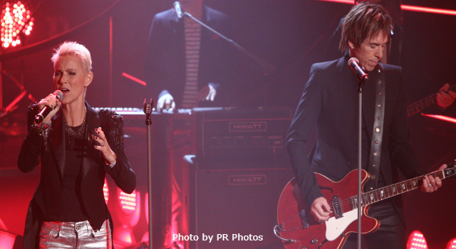 Today in K-HITS Music: Roxette at #1 for the fourth time