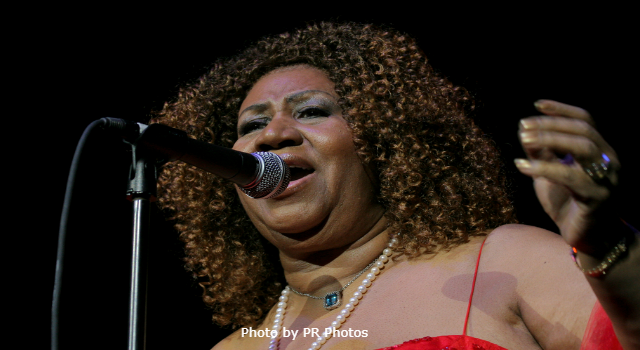Today in K-HITS Music: Aretha Franklin at #1