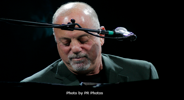 Today in K-HITS Music: Billy Joel at #1