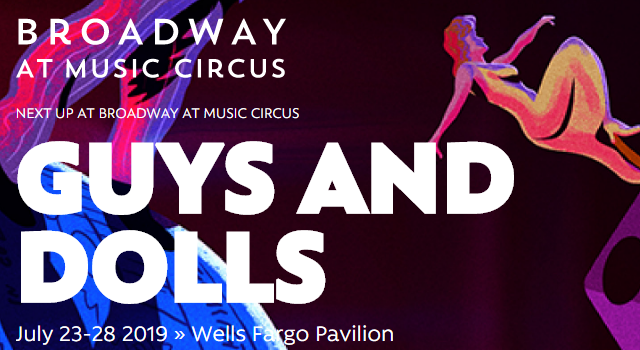Win Guys & Dolls tickets