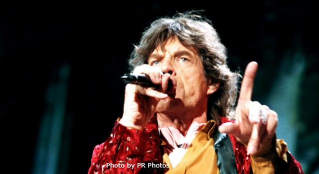Today in K-HITS Music: Stones New Album at #1