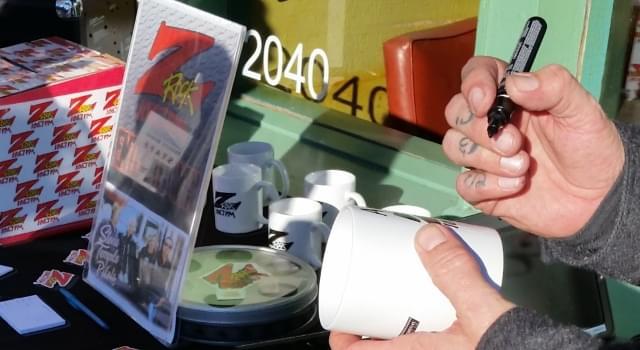 Wake the Buc Up: Mugshots Coffee House – 2/21/18