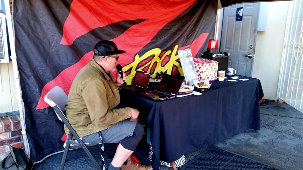 Tim Buc Moore's Wake the Buc Up, live at Lots'a Java in Oroville CA April 19th 2018