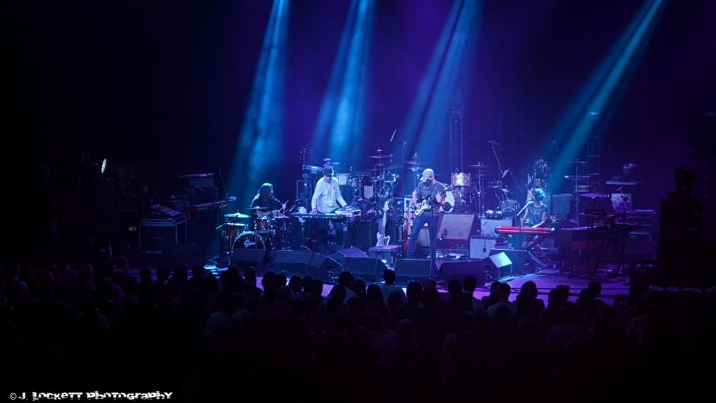 Mimicking Birds open for Modest Mouse at the Redding Civic Auditorium on May 20th 2018