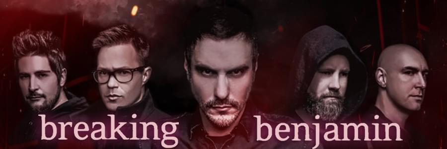 Win Breaking Benjamin tickets from 106.7 Z-Rock