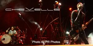 Win Chevelle tickets from 106.7 Z-Rock
