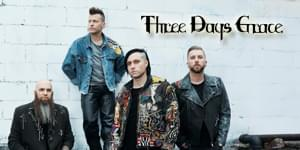 Win Three Days Grace tickets from 106.7 Z-Rock