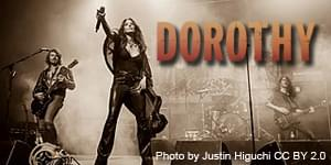 Win DOROTHY tickets from 106.7 Z-Rock