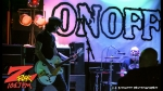 Irish rockers OnOff at Lost on Main in Chico for 106.7 Z-Rock's St. Patrick's Day party