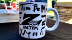 Tim Buc Moore broadcasting live from 15th Street Cafe April 18th 2019 for Wake the Buc Up on 106.7 Z-Rock