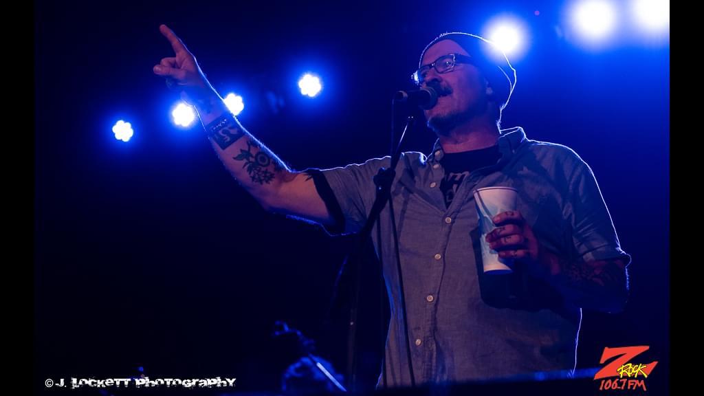 Tim Buc Moore announces Puddle of Mudd live in Chico CA at the Senator Theatre in Chico