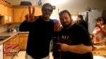 Tim Buc Moore with winner at the Sierra Center for the Z-Rock Munch Box