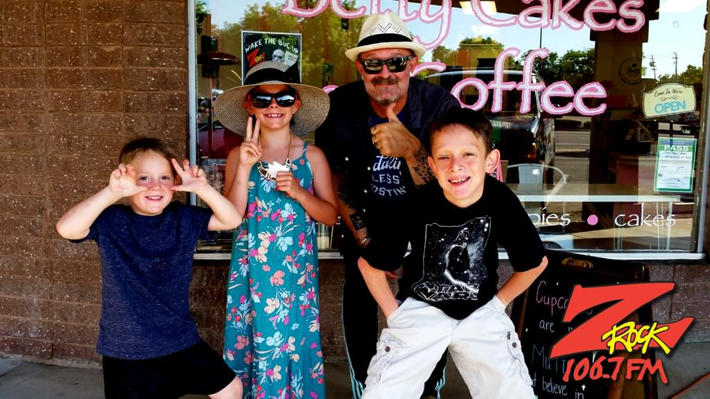 Wake the Buc Up 2019 at Betty Cakes & Coffee in Oroville California June 13th