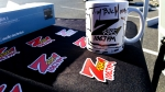 """Z-Rock """"doodle mug"""" courtesy of Riley's in Chico for Wake the Buc Up 2019"""