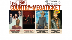 WIN a pair of Country MegaTickets!!! Play MegaTicket Rewind!!!
