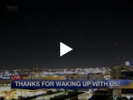 UFOs spotted on Milwaukee News Camera!!!