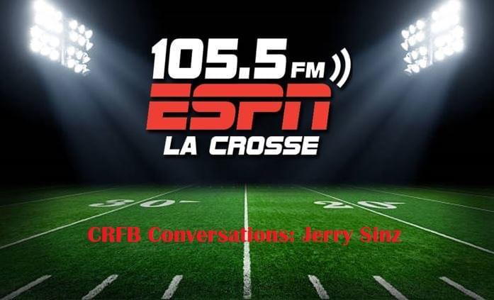 Coulee Region Football Conversations: Jerry Sinz, HC Edgar