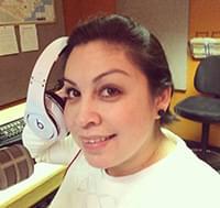 Julie GarzaProgramadora y locutora en La Ley 101.1FM