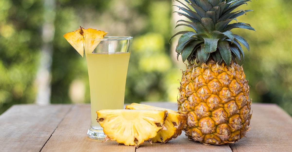 Frutas y verduras con Kuy: El jugo de Pina