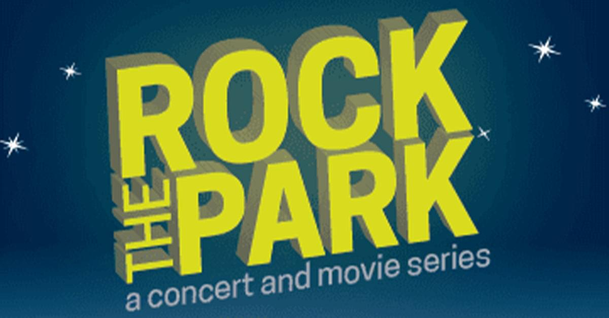 Family Night at Rock the Park Concert and Movie Series in Durham!