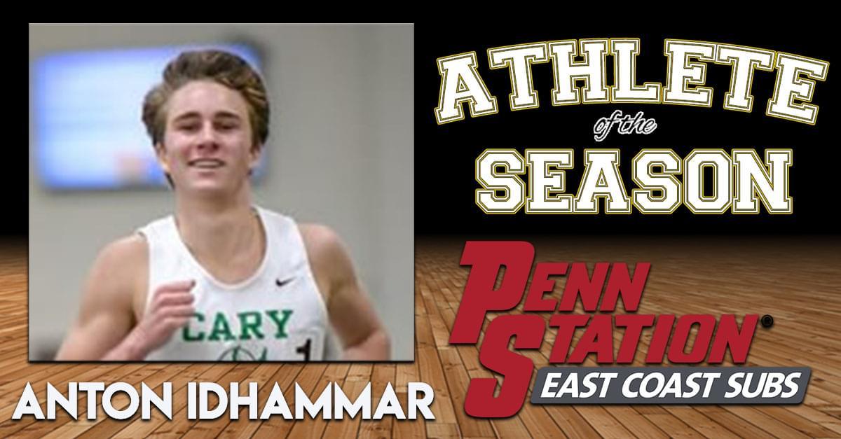 Penn Station East Coast Subs Athlete of the Season: Anton Idhammar
