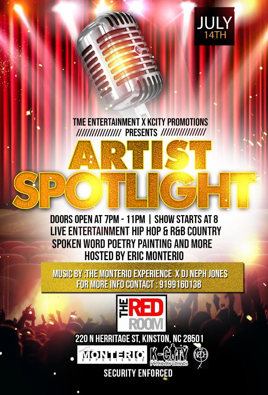 TME Entertainment X  K City Promotions Presents Artist Spotlight