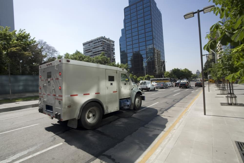 Cash Falls From Armored Truck, Atlanta Police Are Asking For it Back