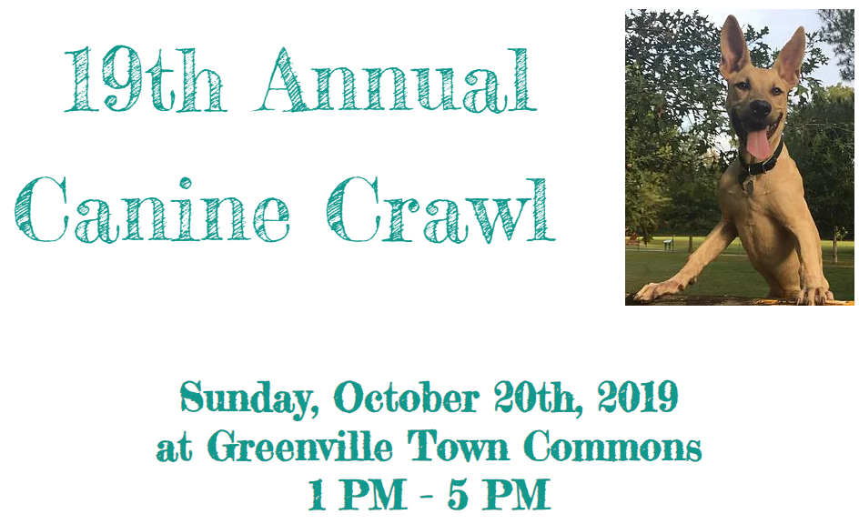 19th Annual Canine Crawl