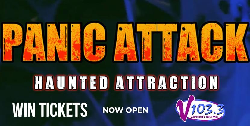 Win Tickets To Panic Attack: The Carolina's Most Extreme Haunted Attraction!