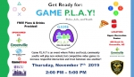 Greenville – Game P.L.A.Y.
