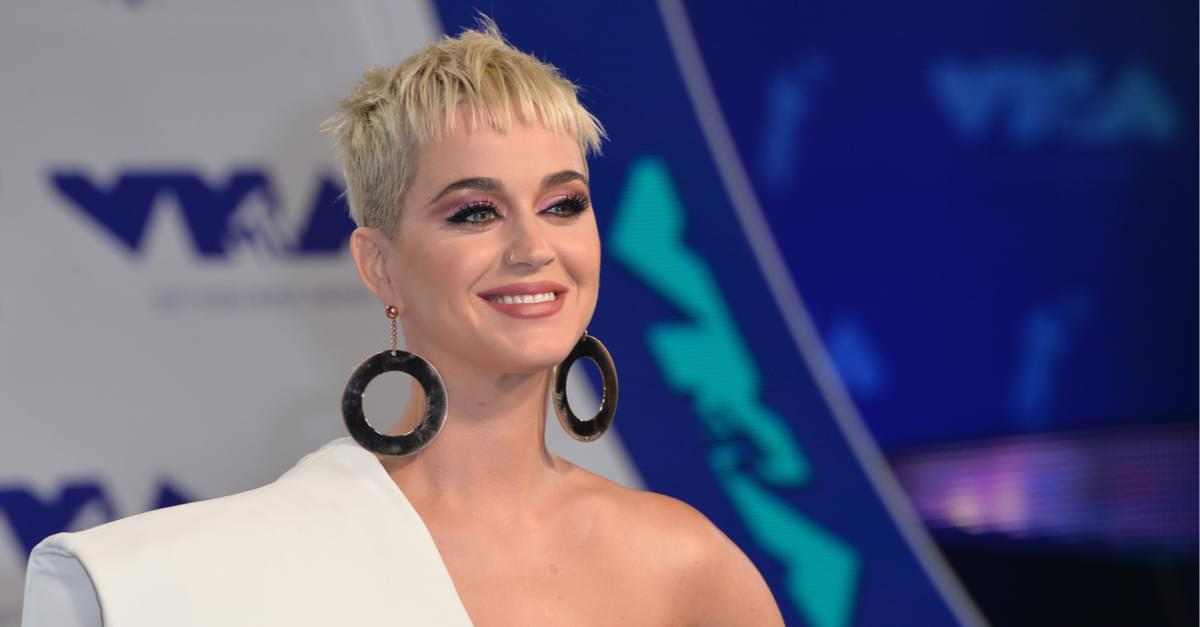 Katy Perry Visits Sick Fan