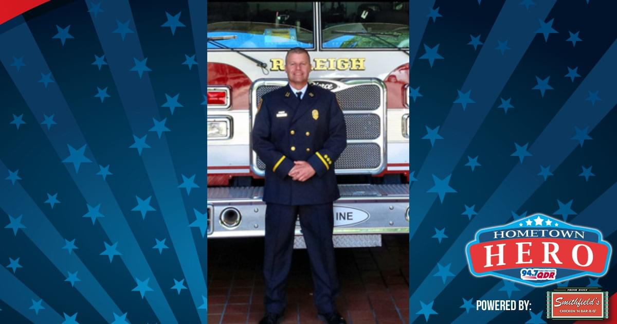 Hometown Hero April 10th: Rick Hufham