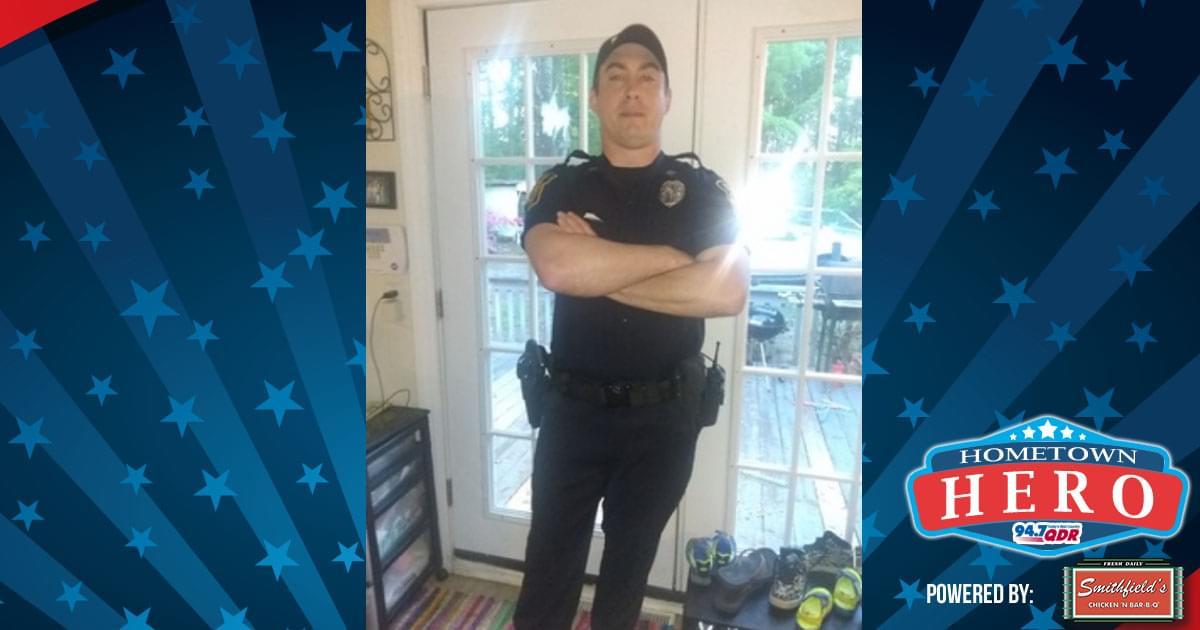 Hometown Hero July 31st: Kevin Parrish