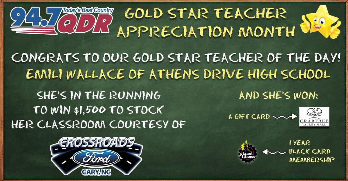 Gold Star Aug 1