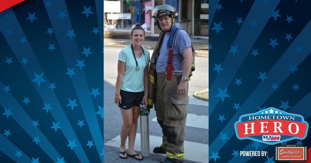 Hometown Hero August 7th: Lynn Tadlock