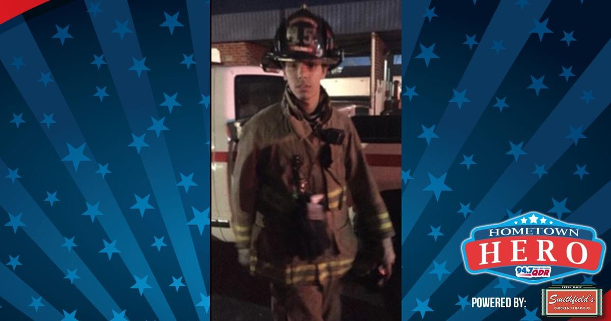 Hometown Hero September 18th: Tyler Chavis