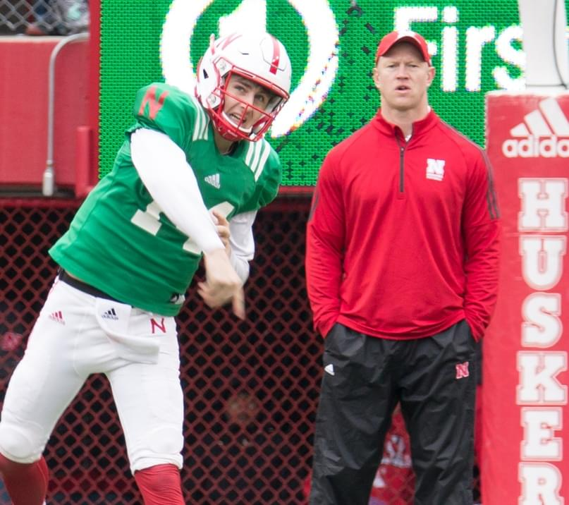 """Huskers begin fall practice wanting more than just a """"rebuilding year"""""""