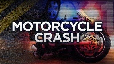 Police Motorcycle crash