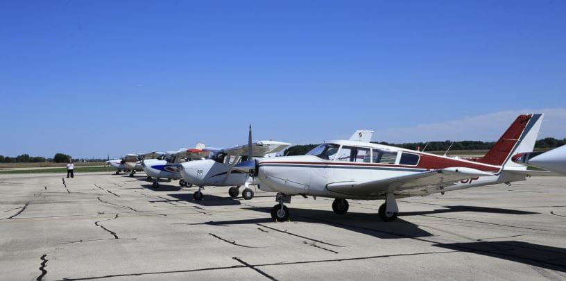 Whiteside County Airport Wings