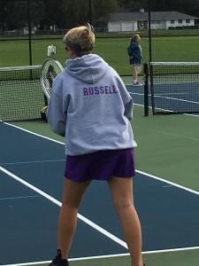 Girls Tennis Scoreboard- Sterling Beats Dixon, Newman Blanks Rochelle