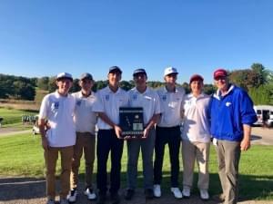 Boys Golf Regionals- Newman Wins at Oregon, Rock Falls Qualifies for Sectional