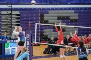 Girls Volleyball Scoreboard- Dixon Falls in 3-Sets at Home to LP, Rock Falls Improves to 20-0