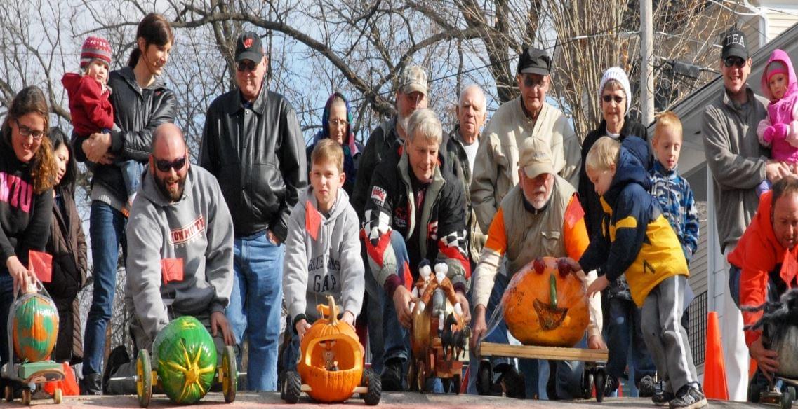 Mt. Carroll Pumpkin Fest is in the Spirit of Halloween