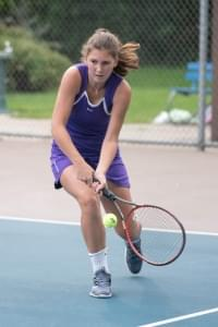 Girls Tennis- Dixon's Bally Advances to State, Newman and Sterling Doubles Teams Head to State