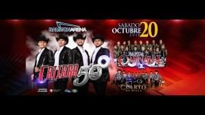 Calibre 50, Banda Carnaval & Cuarto de Milla