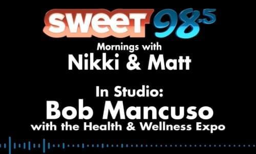 Bob Mancuso – Health & Wellness Expo
