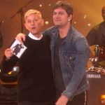 Rob Thomas Performs New Song On Ellen